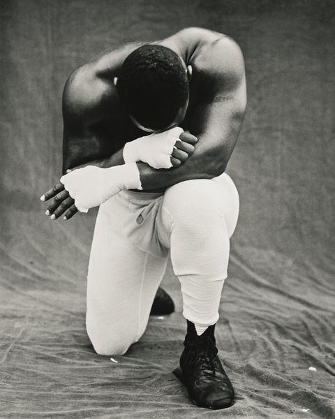 Michel Comte-Mike Tyson-1990