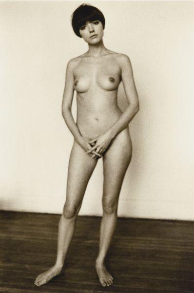 Jeanloup Sieff-Hommage A Seurat-1965