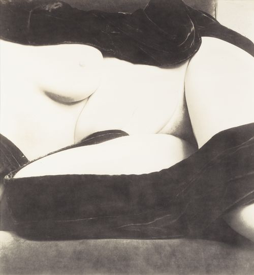 Irving Penn-Nude No. 141-1950