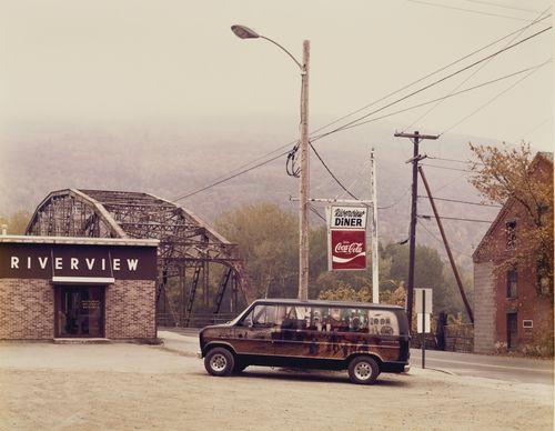 Joel Sternfeld-Brattleboro, Vermont, October 1978-1978