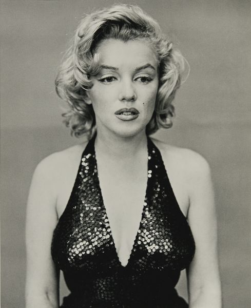 Richard Avedon-Marilyn Monroe, Actress, New York City-1957