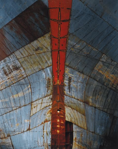 Edward Burtynsky-Shipyard #15, Qili Port, Zhejiang Province, China-2005