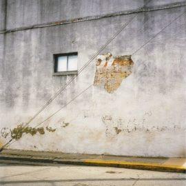 Wim Wenders-Wall In Paris, Texas-2001