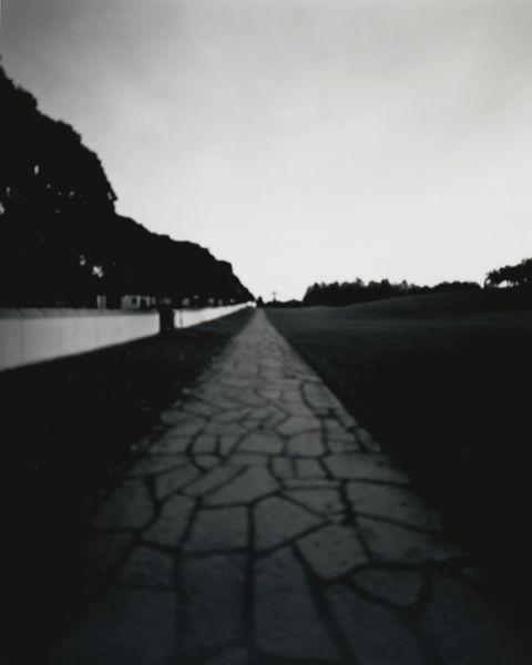 Hiroshi Sugimoto-Woodland Cemetery-2001