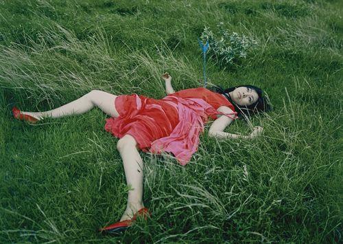 Izima Kaoru-Ua Wears Toga-2003