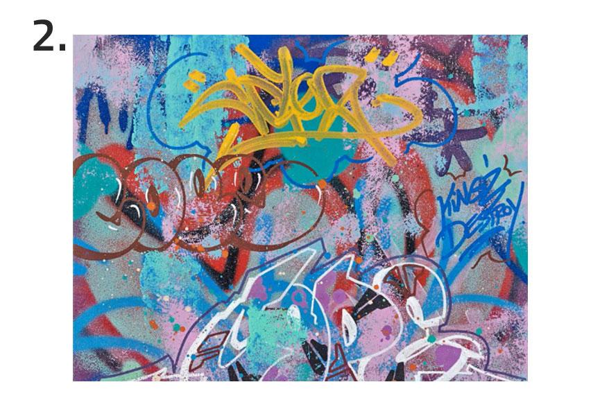 NY graffiti
