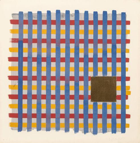Jennifer Bartlett-Homan-ji III (set of four)-1995