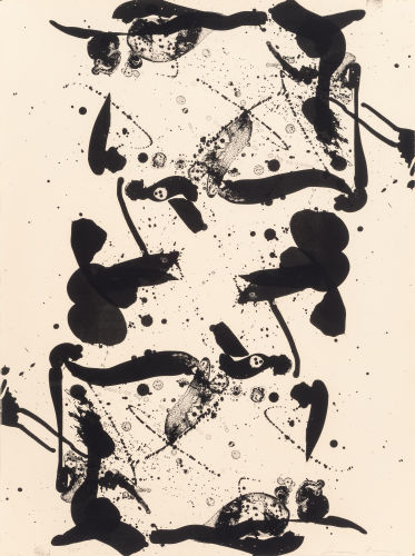 Sam Francis-Up and Down-1967