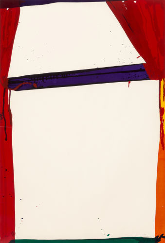 Sam Francis-Untitled (SF-243)-1968