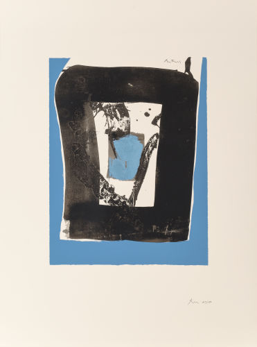 Robert Motherwell-Untitledfrom The Basque Suitecirca 1971-1971