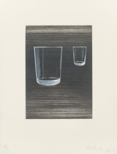 Ed Ruscha-Sunliners (set of seven)-1996