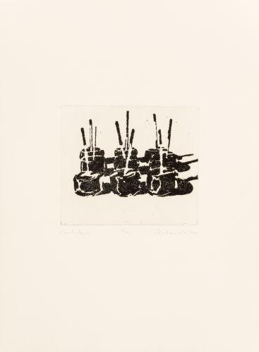 Wayne Thiebaud-Candy Apples-1964