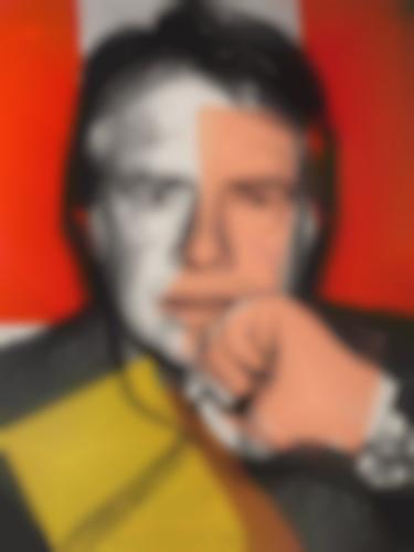 Andy Warhol-Jimmy Carter I-1976