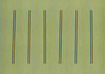 Carlos Cruz-Diez-Couleur a l'Espace Olot-2014
