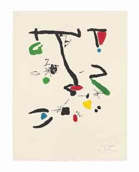 Joan Miro-Son Abrines II-1987
