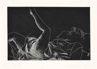 Giacomo Manzu-(i) Donna Sdraiata; (ii) Ragazza Distesa; (iii) Donna con Sedia; (iv) La Danza di Orfeo; (v) Donna con Bambino; (vi) Figura-1978
