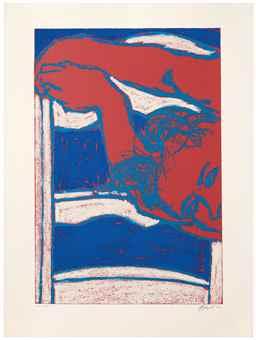 George Segal-Six serigraphs-1970