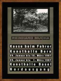 Reinhard Mucha-BBK Edition-1990