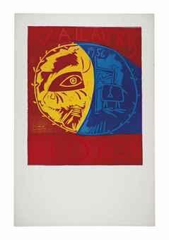 Pablo Picasso-Vallauris 1956 Toros-1956
