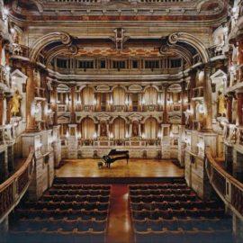 Ahmet Ertug-Bibiena Theatre, Mantova-2015
