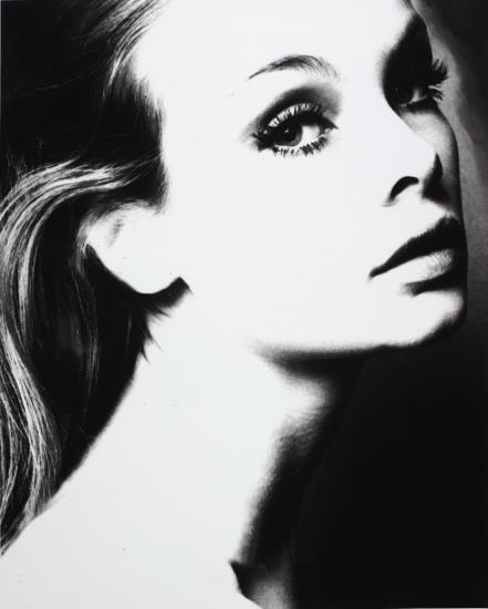 Lillian Bassman-Jean Shrimpton-1955