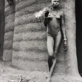 Hector Acebes-Unidentified Woman, Benin-1953
