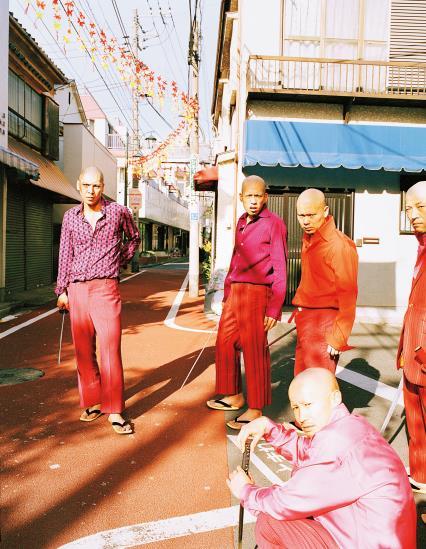 Kazuyoshi Usui-Bozu [Thugs] From Showa88-2009