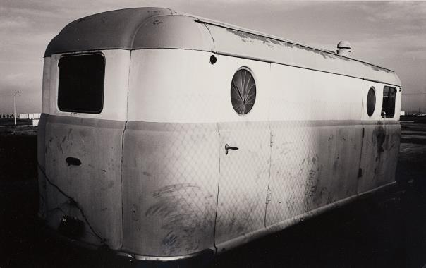 Lewis Baltz-Orange County From The Prototype Works-1970
