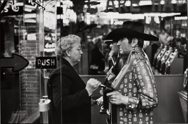 Elliott Erwitt-Las Vegas, Nevada-1954
