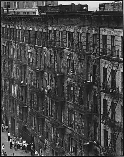 Bruce Davidson-East 100Th Street, New York-1966
