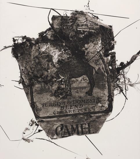 Irving Penn-Camel Pack-1975