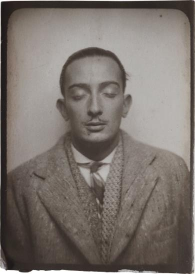 Anonymous - Salvador Dali-1929
