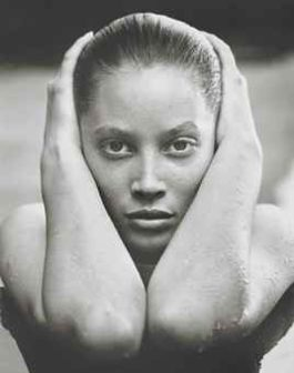 Herb Ritts-Christy Turlington, Hollywood-1988