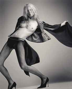 David Sims-Kate, for Paris Vogue, September 2005-2005