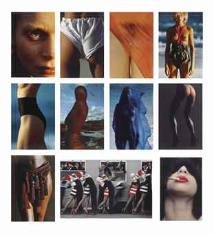 Hans Feurer-Camera Work Portfolio-1986