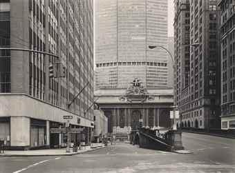 Thomas Struth-Park Avenue, New York, Midtown-1978