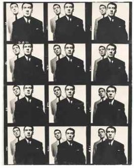 David Bailey-The Kray Brothers-1965