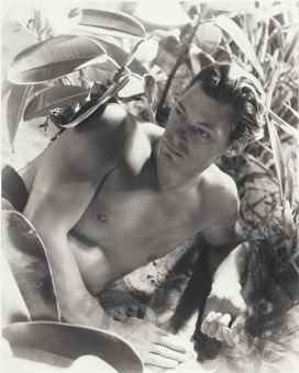 Cecil Beaton-Johnny Weissmuller as Tarzan-1932