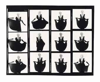 Bert Stern-Marilyn Monroe, from 'The Last Sitting'-1969