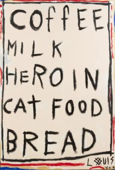 Louis XXX-Grocery List-2010