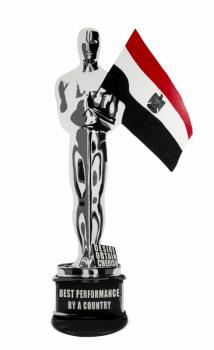 Desire Obtain Cherish-Best Performance By A Country (Egypt)-2011