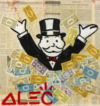 Alec Monopoly-Monopoly Man-2012