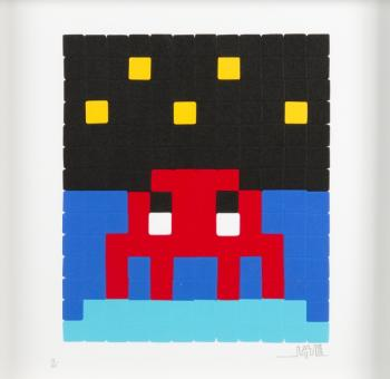 Invader-Space One-2013