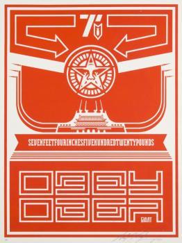Shepard Fairey-Chinese Propaganda-2001