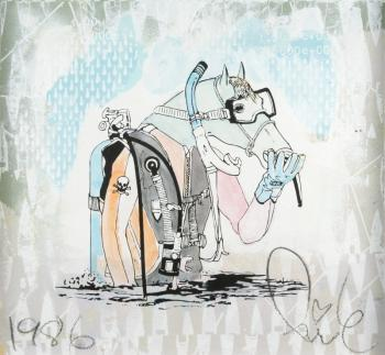 Faile-Scuba Horse-2003