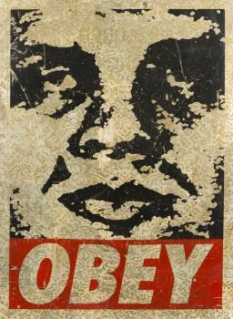 Shepard Fairey-Obey '95-2006