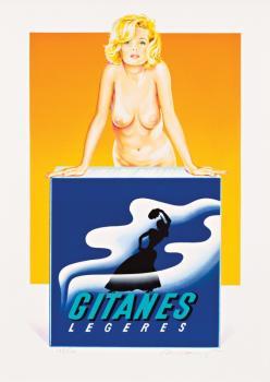 Mel Ramos-Gitanes Legeres-1999