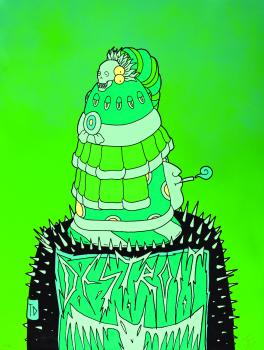 Dhear-Destroit (Green)-