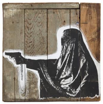 Anonymous - Burka In Chains-