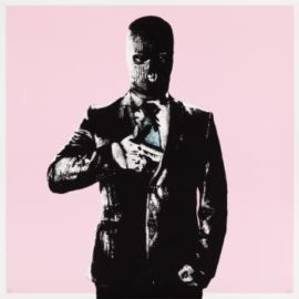 Dotdotdot-Handgun (Pink)-2014
